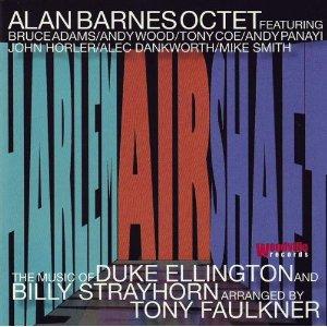 ALAN BARNES - Harlem Airshaft cover