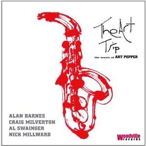 ALAN BARNES - The Art Trip cover