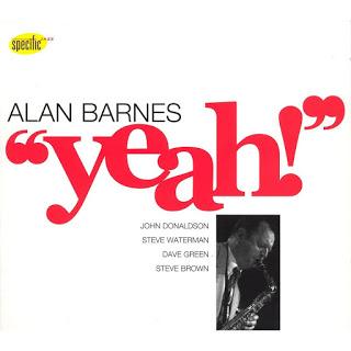ALAN BARNES - Yeah! cover