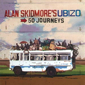 ALAN SKIDMORE - 50 Journeys cover