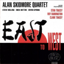 ALAN SKIDMORE - East to West cover