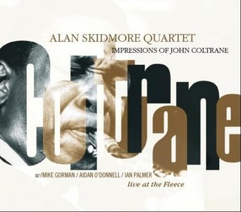 ALAN SKIDMORE - Impressions Of John Coltrane cover