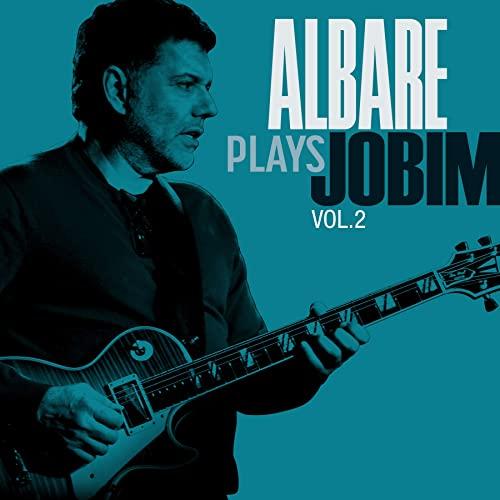 ALBARE - Plays Jobim Vol. 2 cover