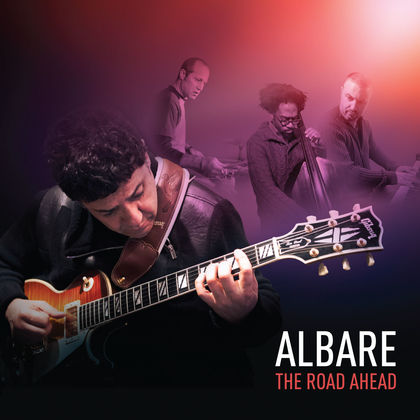 ALBARE - The Road Ahead cover