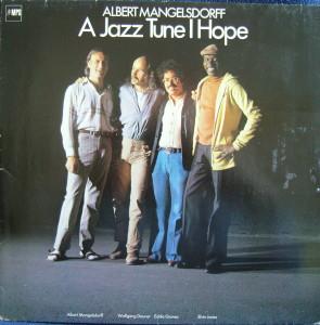 ALBERT MANGELSDORFF - A Jazz Tune I Hope (aka Hamburger Idylle) cover