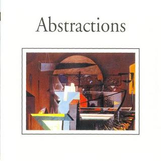 ALBERT MANGELSDORFF - Abstractions cover