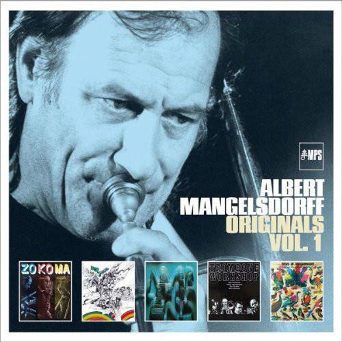 ALBERT MANGELSDORFF - Originals Vol.1 cover