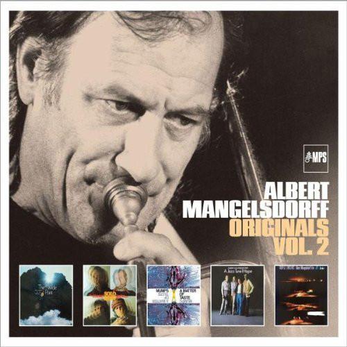 ALBERT MANGELSDORFF - Originals Vol.2 cover