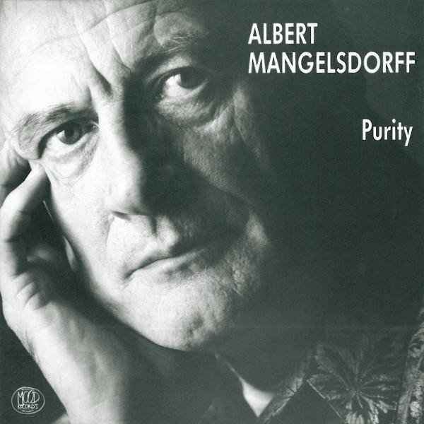 ALBERT MANGELSDORFF - Purity cover