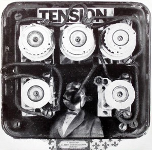 ALBERT MANGELSDORFF - Tension (aka One Tension) cover