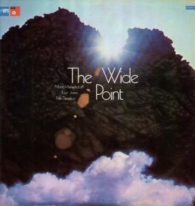 ALBERT MANGELSDORFF - The Wide Point cover