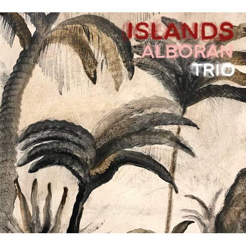ALBORAN TRIO - Islands cover