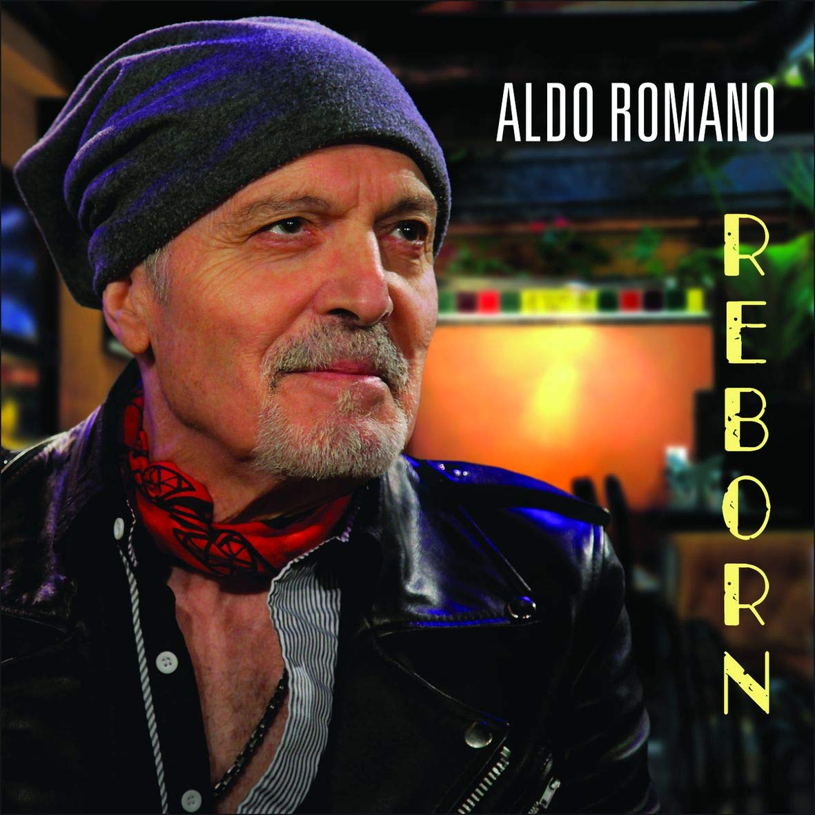 ALDO ROMANO - Reborn cover