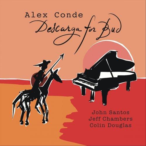 ALEX CONDE - Descarga for Bud cover