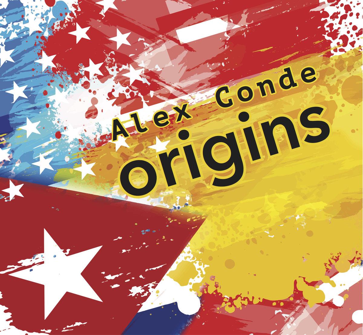 ALEX CONDE - Origins cover
