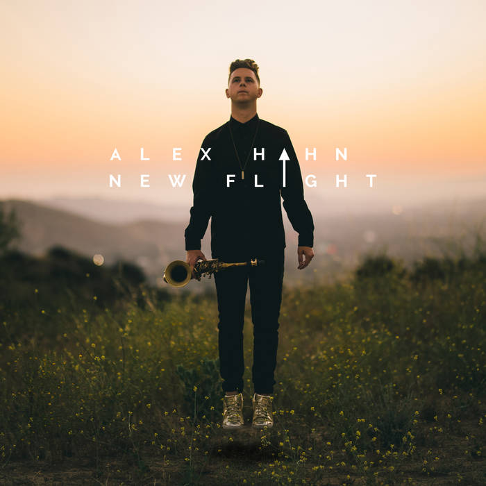 ALEX HAHN - New Flight cover