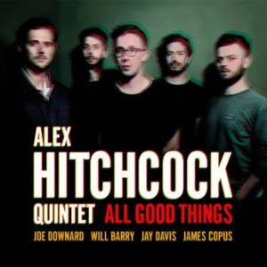 ALEX HITCHCOCK - All Good Things cover