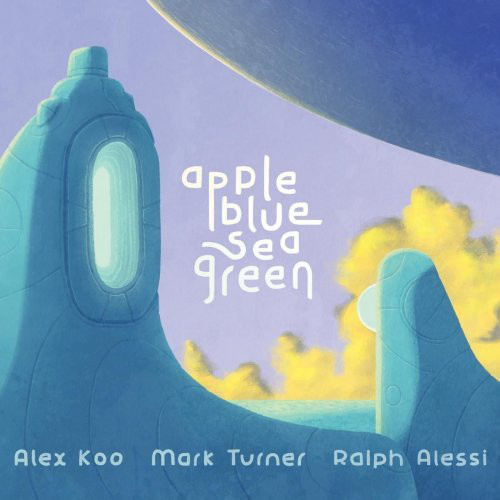 ALEX KOO - Appleblueseagreen cover