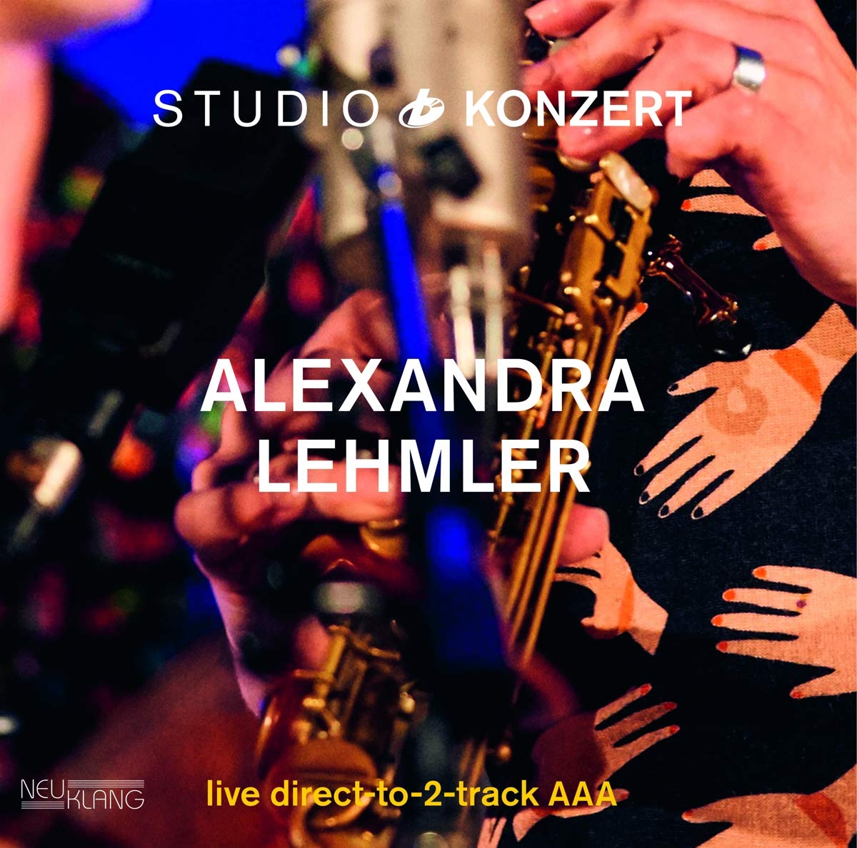 ALEXANDRA LEHMLER - Studio Konzert cover