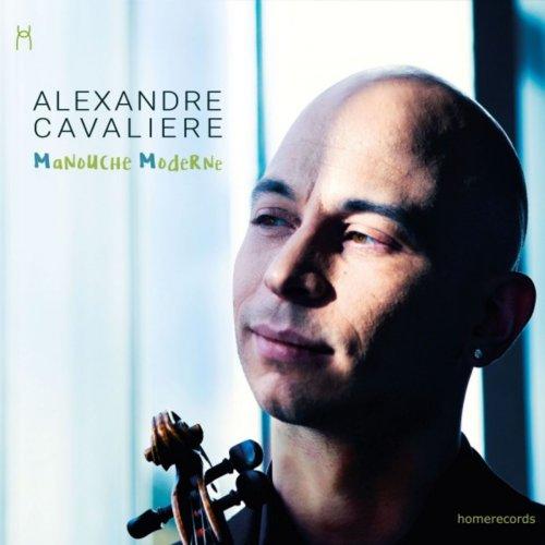 ALEXANDRE CAVALIERE - Manouche Moderne cover