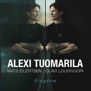 ALEXI TUOMARILA - Kingdom cover