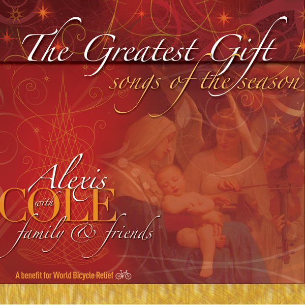 ALEXIS COLE - The Greatest Gift cover