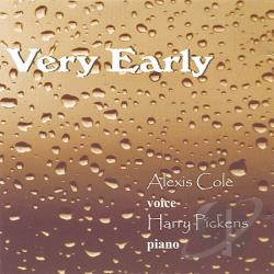ALEXIS COLE - Very Early cover