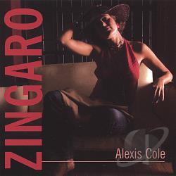 ALEXIS COLE - Zingaro cover