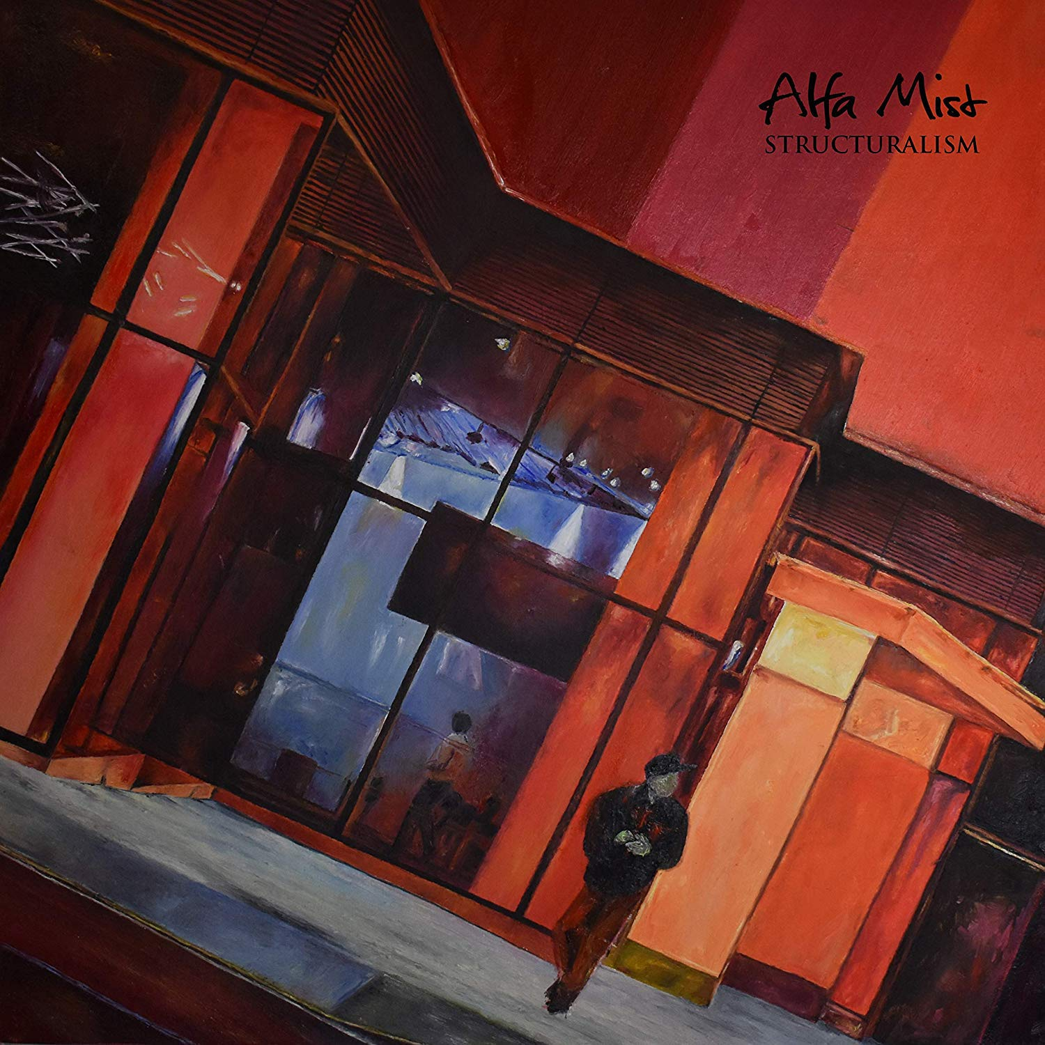 ALFA MIST - Structuralism cover