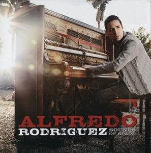 ALFREDO RODRÍGUEZ (1986) - Sounds of Space cover