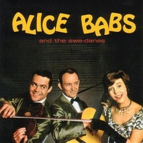 ALICE BABS - Alice Babs & The Swe-Danes cover