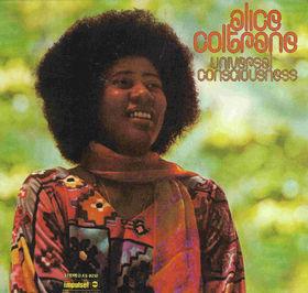 ALICE COLTRANE - Universal Consciousness cover