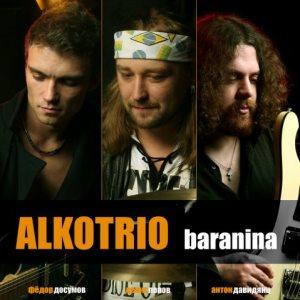 ALKOTRIO - Baranina cover