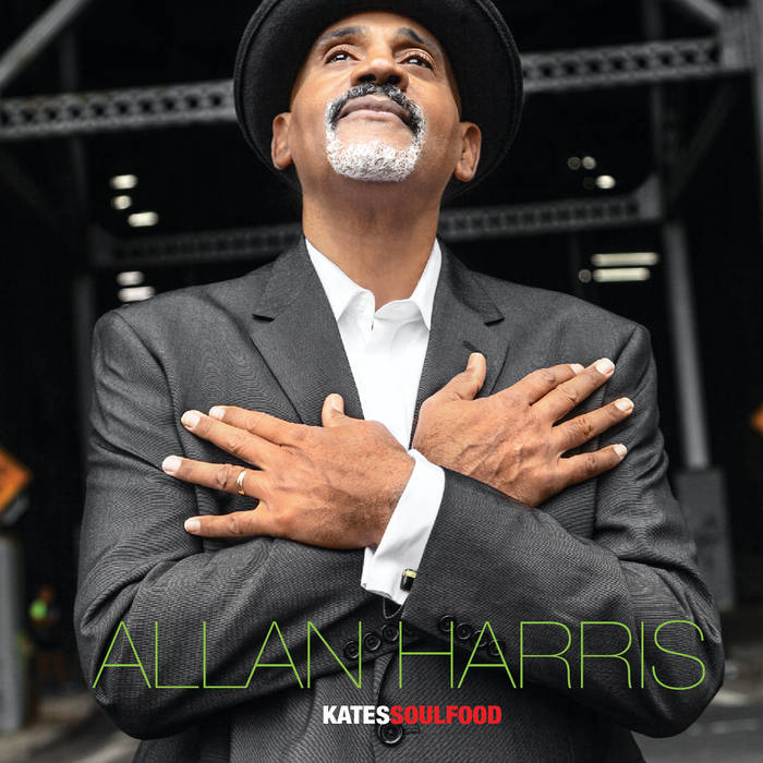 ALLAN HARRIS - Kate's Soulfood cover