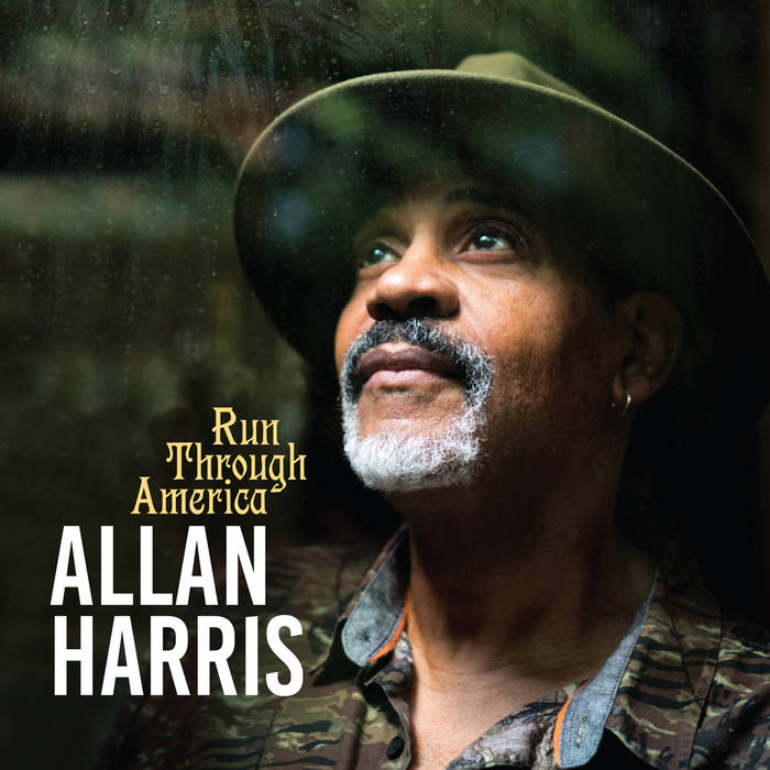 ALLAN HARRIS - Run Through America cover