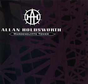 ALLAN HOLDSWORTH - Wardenclyffe Tower cover
