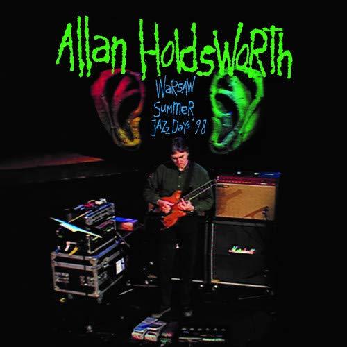 ALLAN HOLDSWORTH - Warsaw Summer Jazz Days '98 cover