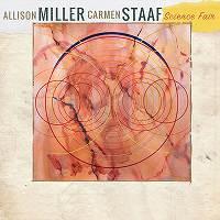 ALLISON MILLER - Allison Miller & Carmen Staaf : Science Fair cover