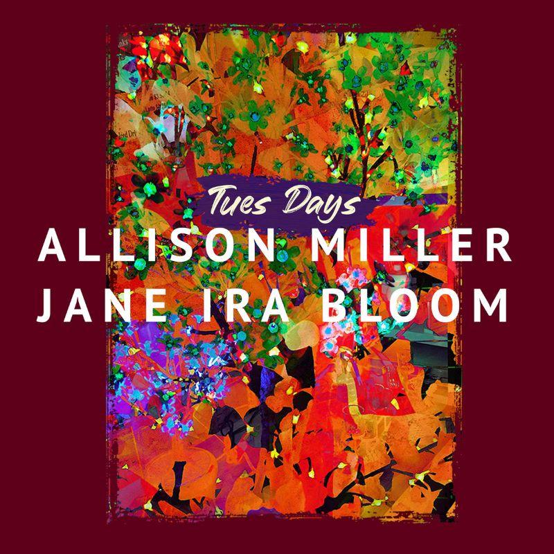 ALLISON MILLER - Allison Miller & Jane Ira Bloom : Tues Days cover