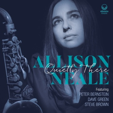 ALLISON NEALE - Quietly There cover