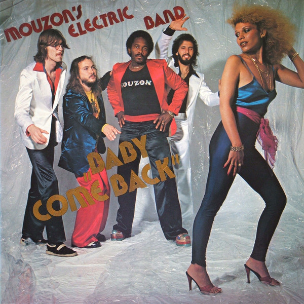 ALPHONSE MOUZON - Baby Come Back cover