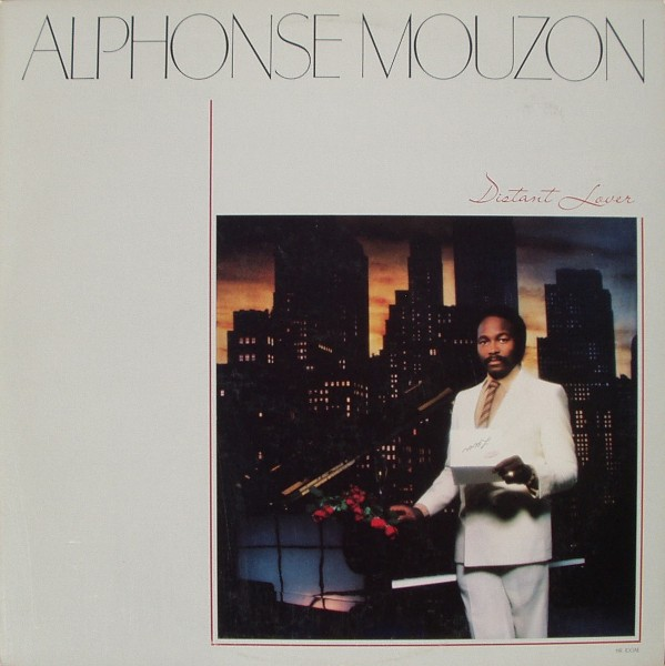 ALPHONSE MOUZON - Distant Lover (aka Step Into The Funk) cover