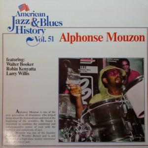 ALPHONSE MOUZON - Dream Bug cover