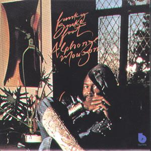 ALPHONSE MOUZON - Funky Snakefoot cover