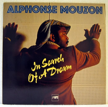 ALPHONSE MOUZON - In Search of a Dream cover