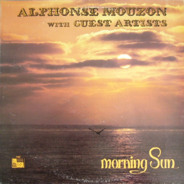 ALPHONSE MOUZON - Morning Sun cover