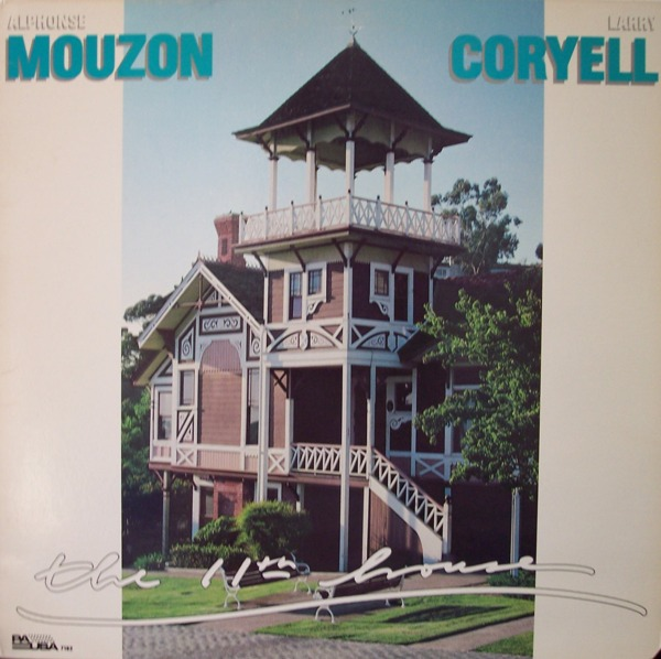 ALPHONSE MOUZON - The 11th House (with Larry Coryell) cover