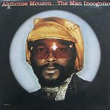 ALPHONSE MOUZON - The Man Incognito cover