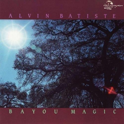 ALVIN BATISTE - Bayou Magic cover