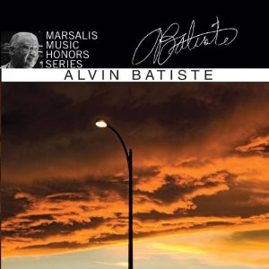 ALVIN BATISTE - Marsalis Music Honors Series cover